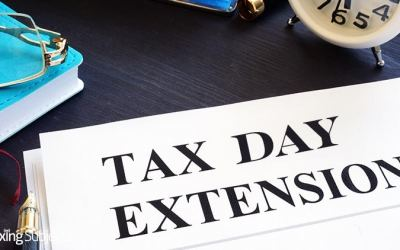 Tax Day Pushed Back to May 17